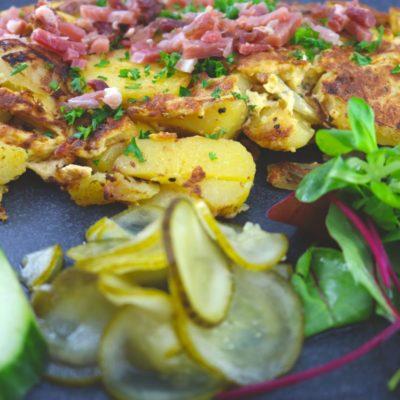 Omelett, Tacos & Co.