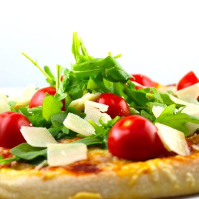 PIZZA & CALZONE